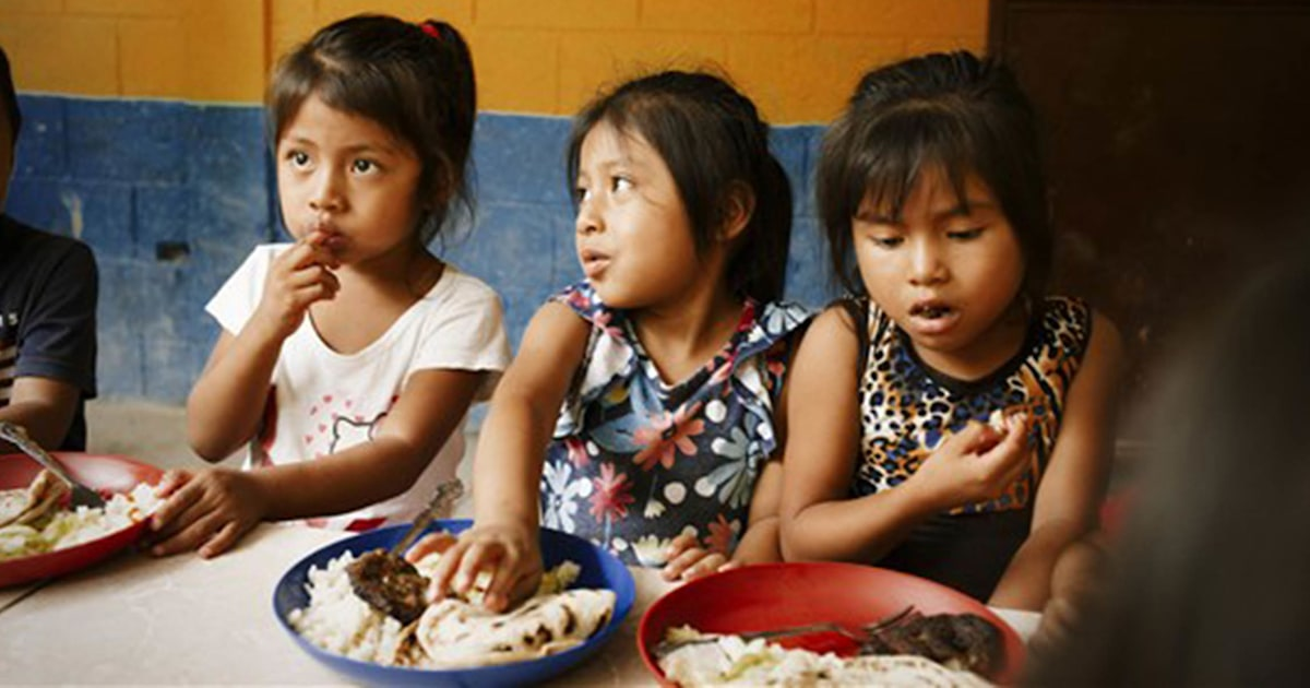 5 ways to help fight hunger and malnutrition on World Food Day