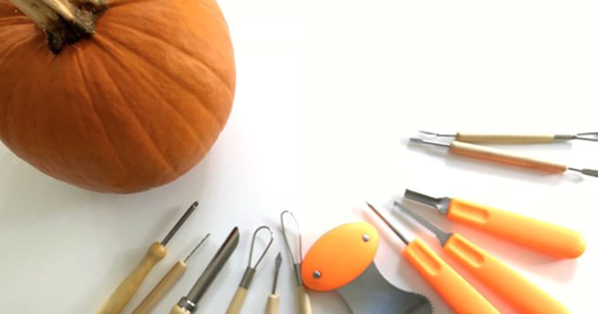 Pumpkin carving just got easier thanks to this $11 carving kit