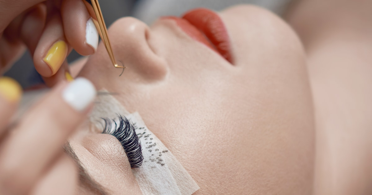 688843ddd4b Eyelash extensions 101: Everything you need to know about lash extensions