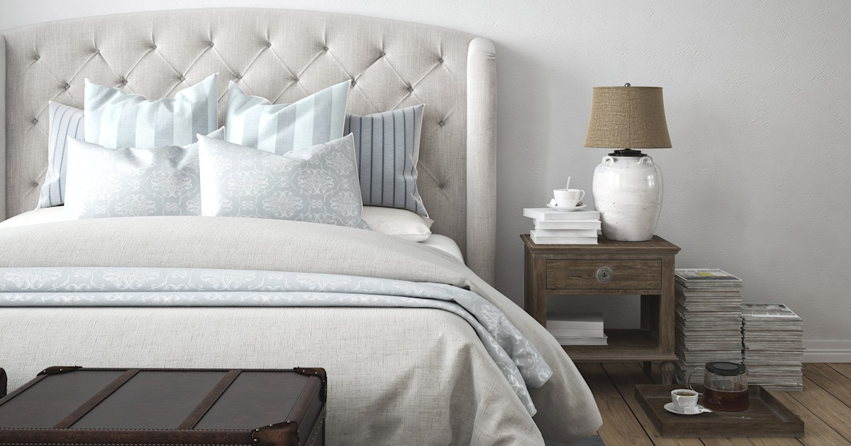 This Is The Right Place To Put Your Bed In Your Bedroom
