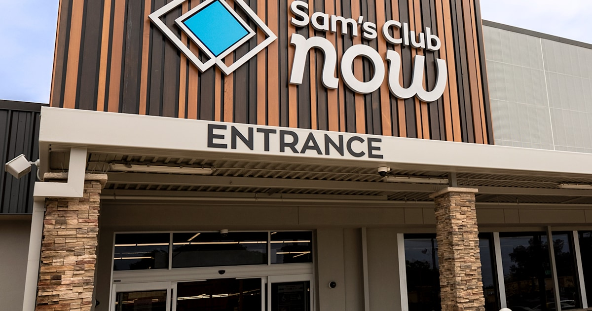 Sams Club Sunday Hours >> The Sam S Club Now Store Has No Cashiers And People Pay With