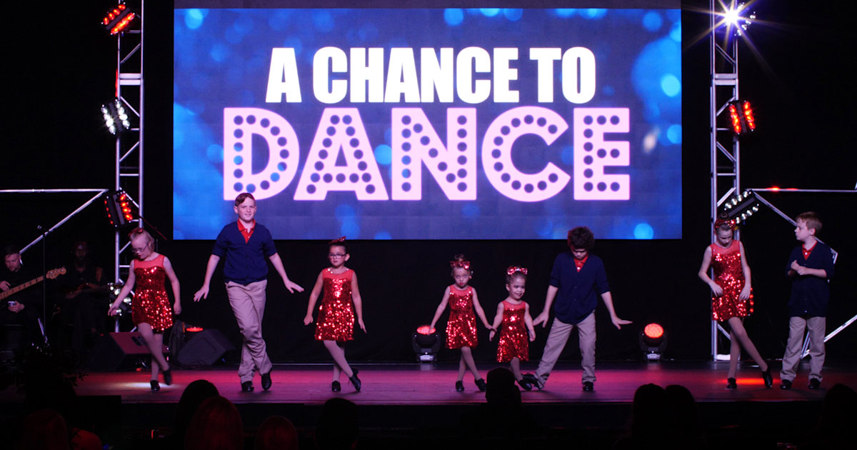 When these kids with special needs get 'A Chance To Dance,' they shine