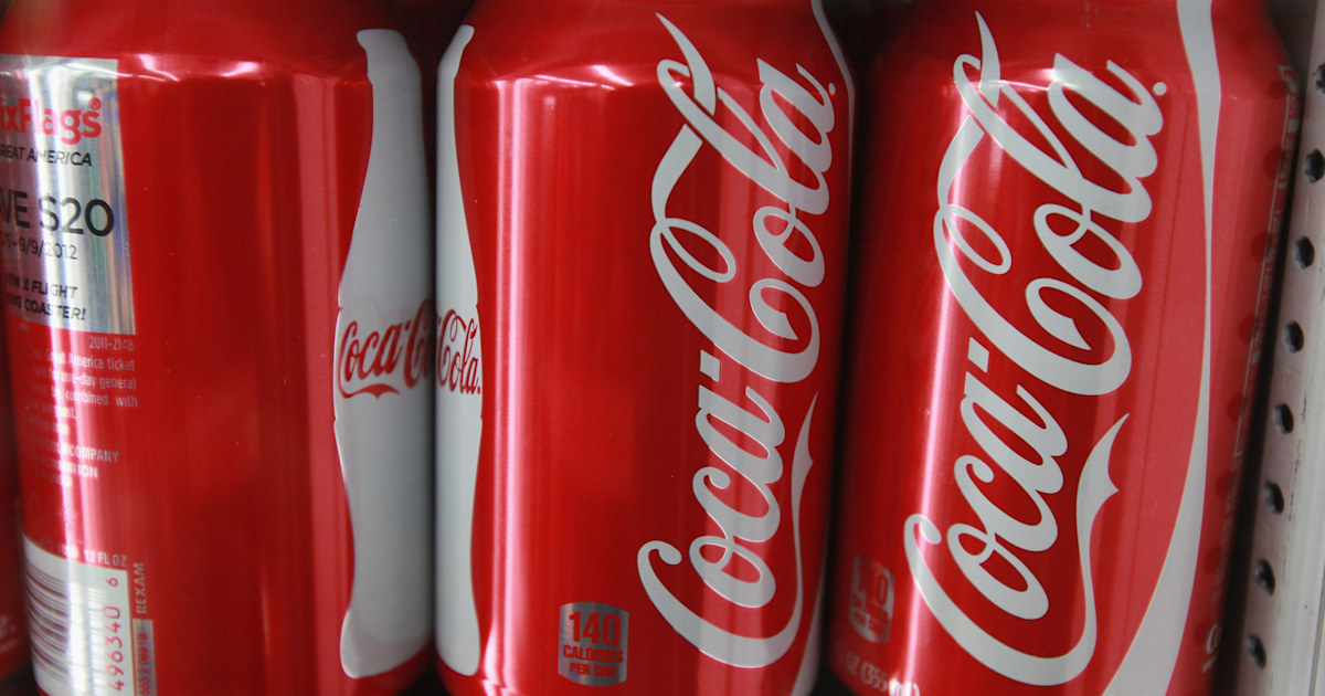 Coca Cola Plans To Launch Energy Drinks For The First Time