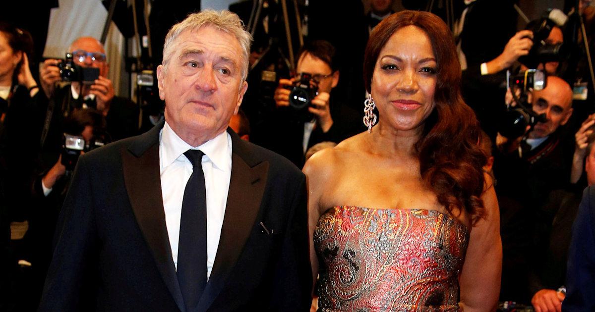 Robert De Niro breaks silence on split from wife Grace ...