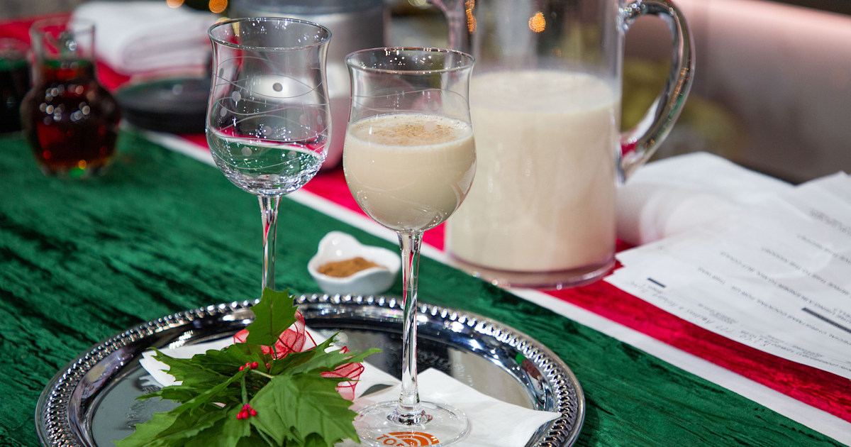 12 Christmas cocktail recipes to make the season merry and bright
