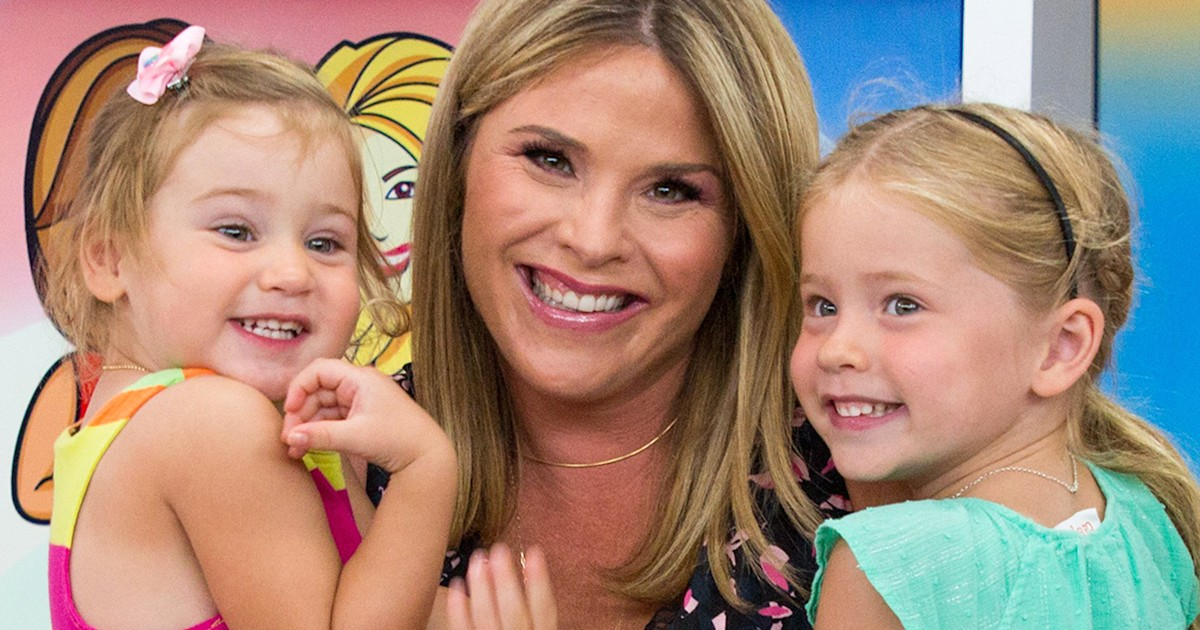 Jenna Bush Hager asks for help taking crayon off wallpaper — here are the best tips