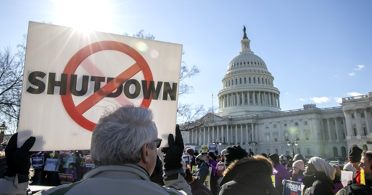 5 ways to help furloughed workers during government shutdown