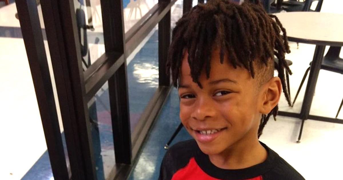 Tiffany L. Brown fights Texas elementary school's policy to cut son's dreadlocks