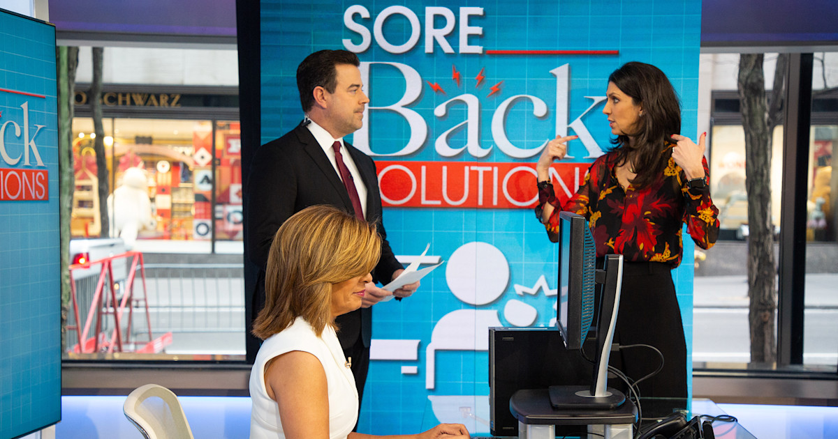 Everything you need to combat neck and back pain, according to experts
