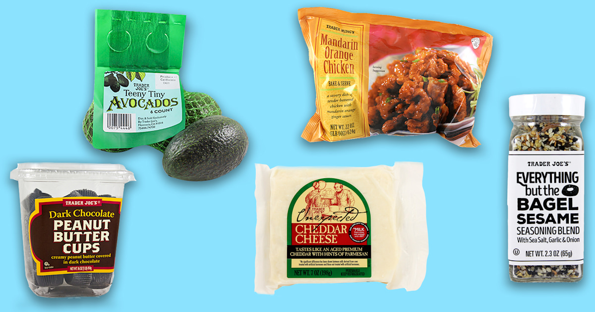Best Trader Joe's products 2018, according to customers