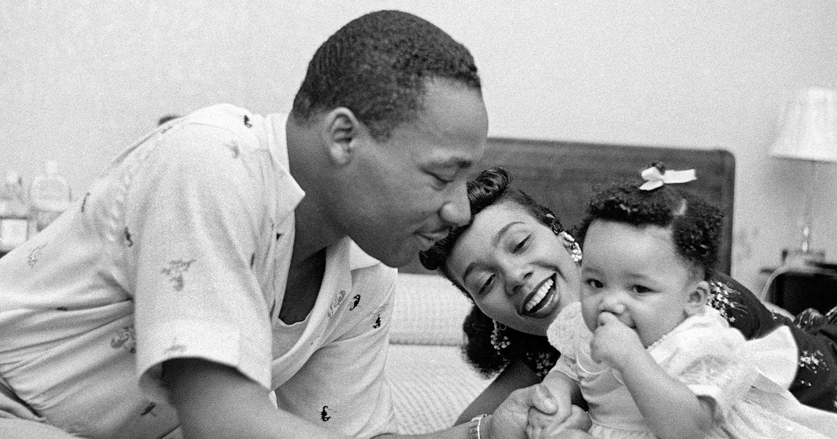 How to tell kids the story of Martin Luther King Jr. Day