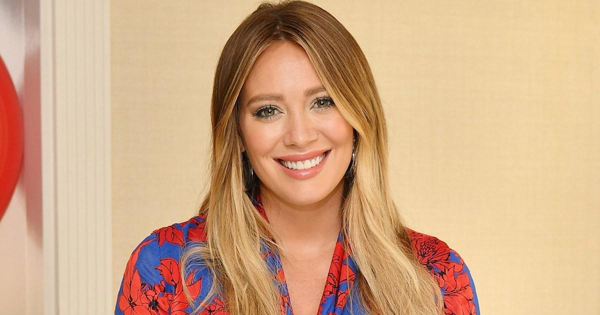 Hilary Duff praises every 'super goddess' mom 'who makes it freakin happen'