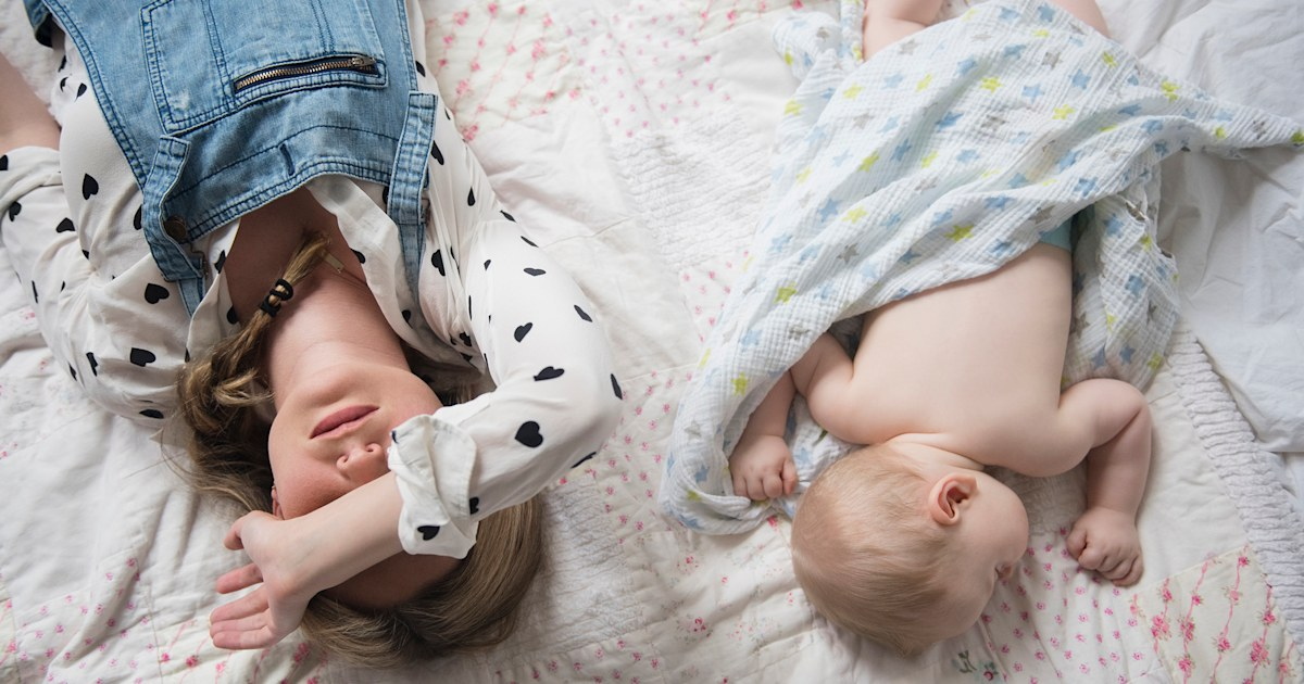 Mom survey says: Three is the most stressful number of kids