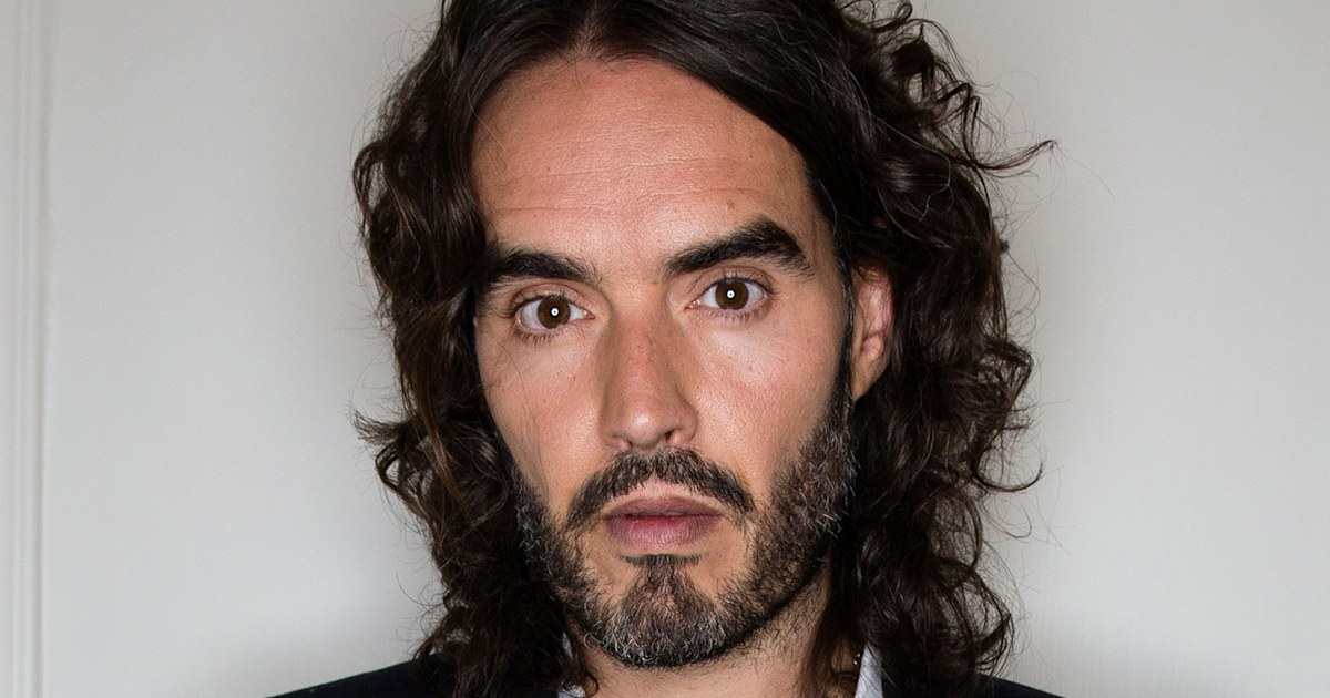 People can't get over Russell Brand's comments about fatherhood