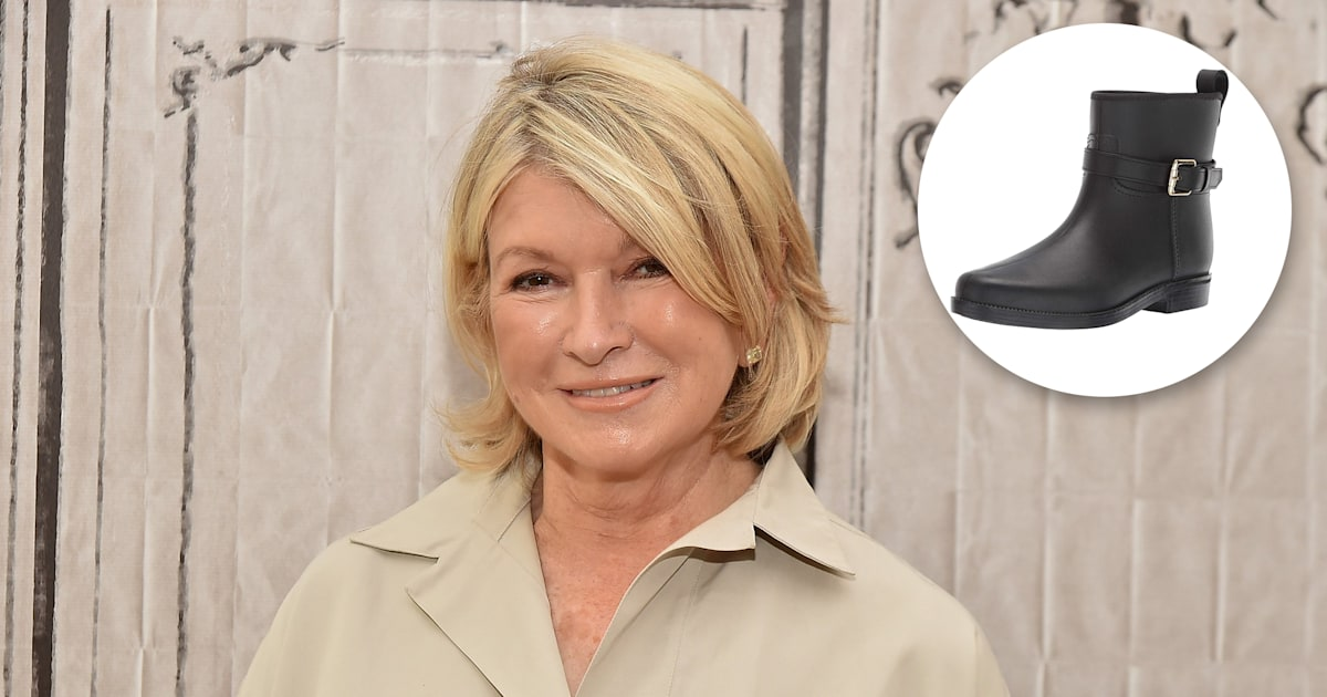 Martha Stewart just released a new collection of products on Amazon