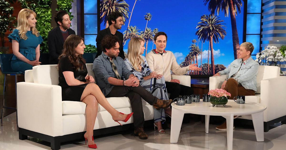 Staffeln Big Bang Theory