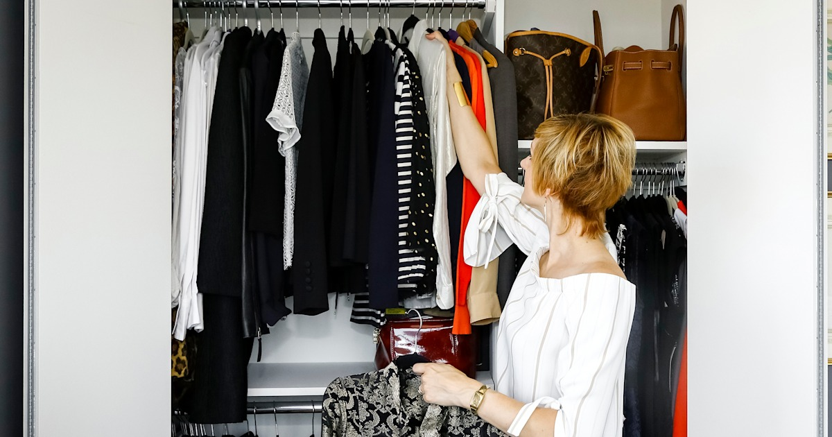 37 items that actually keep your closets looking neat and organized