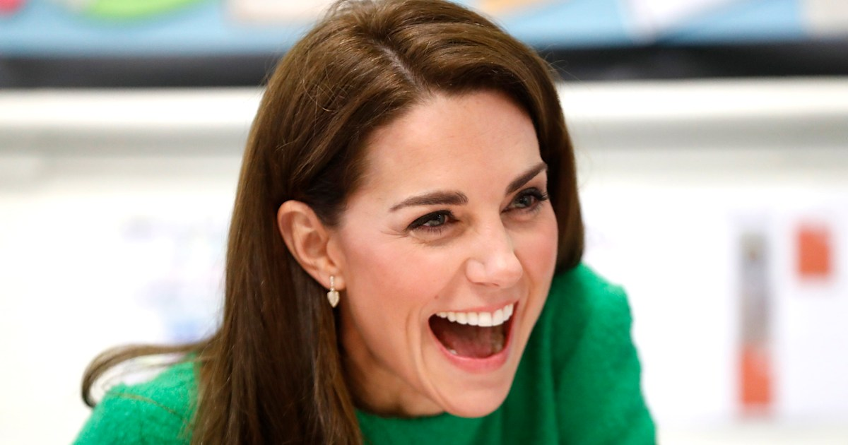 See the sweet photo Kate Middleton brought to school's show-and-tell