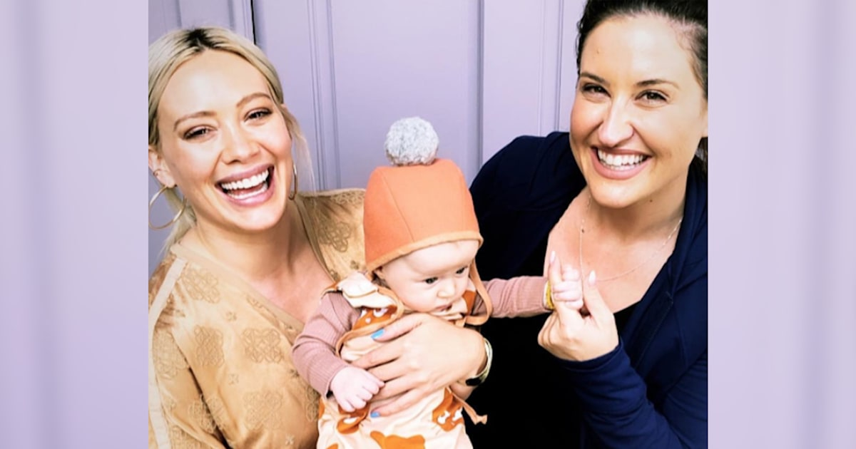 Hilary Duff used a coach to teach her baby to sleep. Should you?