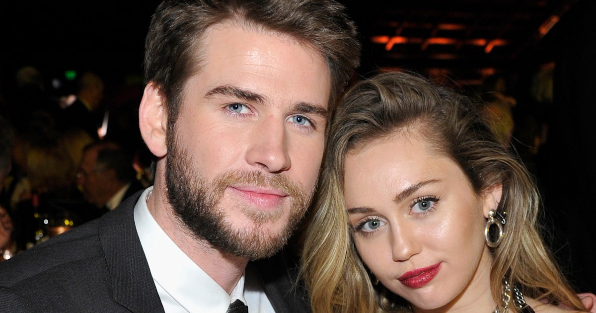 Miley Cyrus shares new wedding photos for Valentine's Day