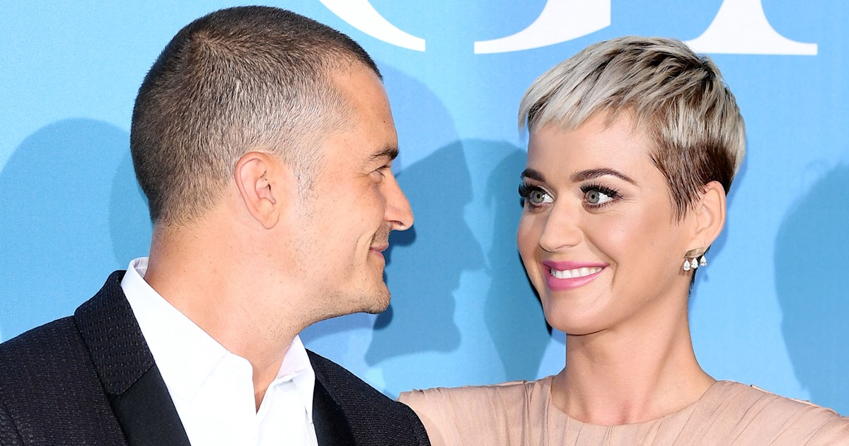 Are Katy Perry and Orlando Bloom engaged? Check out her new ring