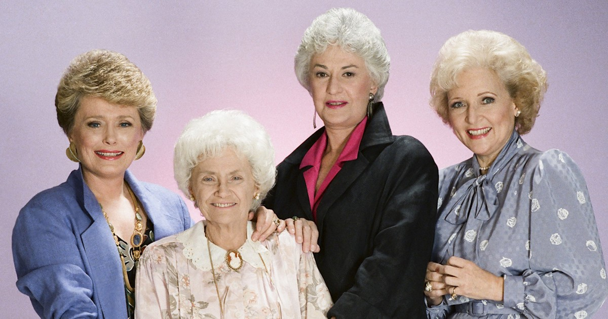 'Golden Girls'-themed cruise in the works (yes, there will be cheesecake)