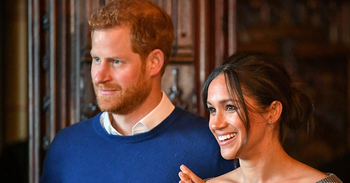 Everything you need to know about Meghan Markle and Prince Harry's royal baby