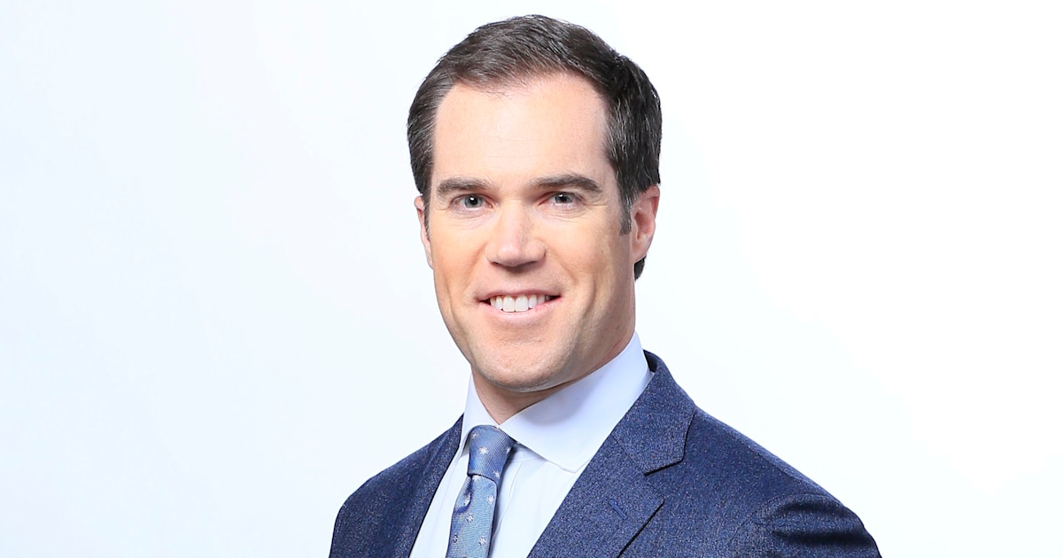 Peter Alexander, co-anchor, Weekend TODAY