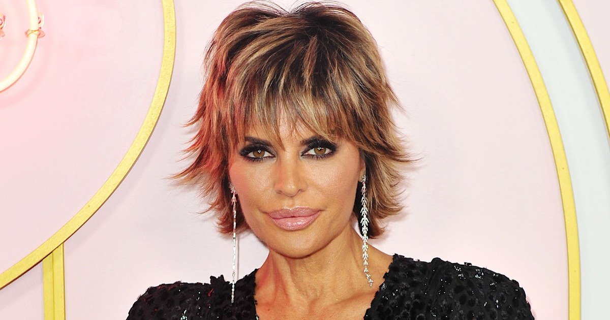 Real Housewives  star Lisa Rinna rocks new hairstyle with gorgeous wig 16fb785f64cd