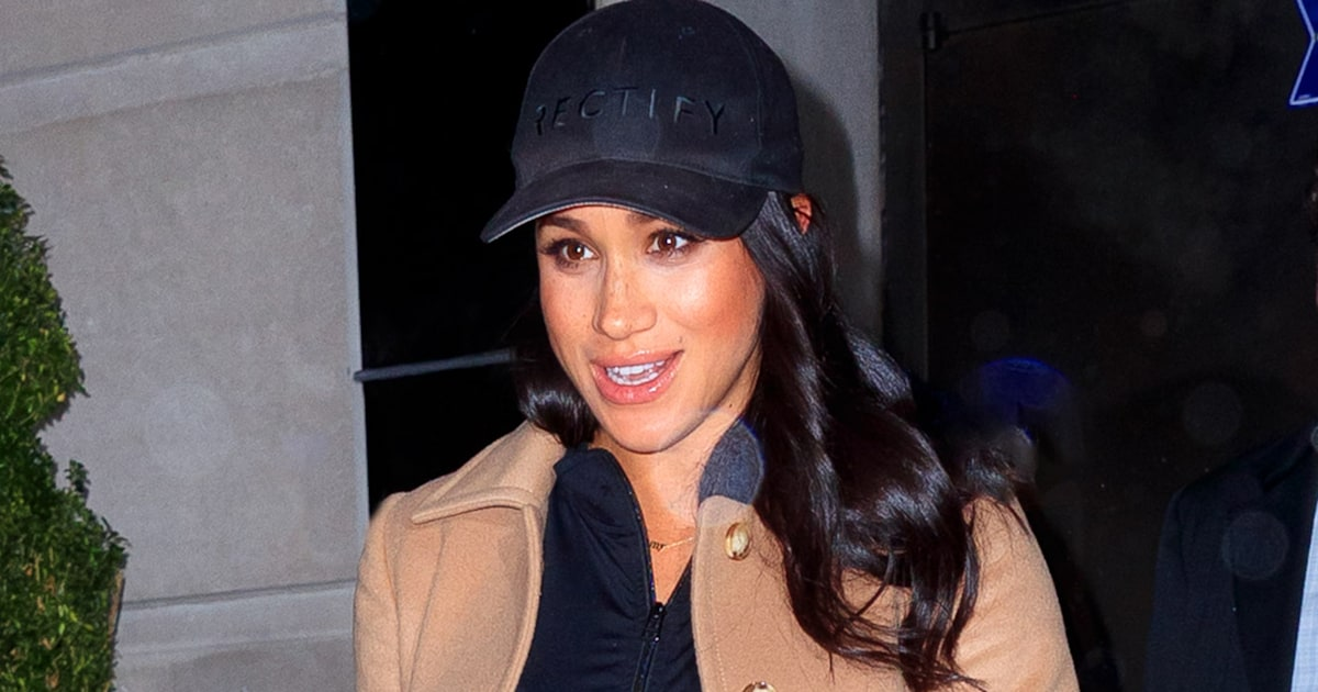 We found the 'mummy' necklace Meghan Markle was spotted wearing