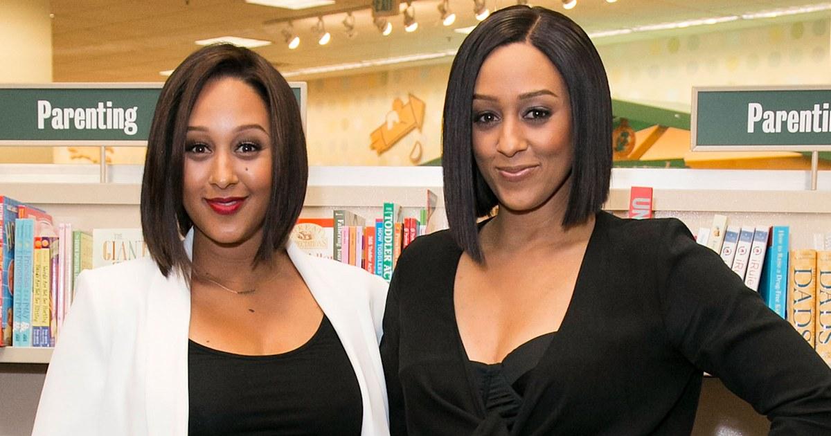 Tamera Mowry-Housley drank twin sister Tia's breast milk for 'healing properties'