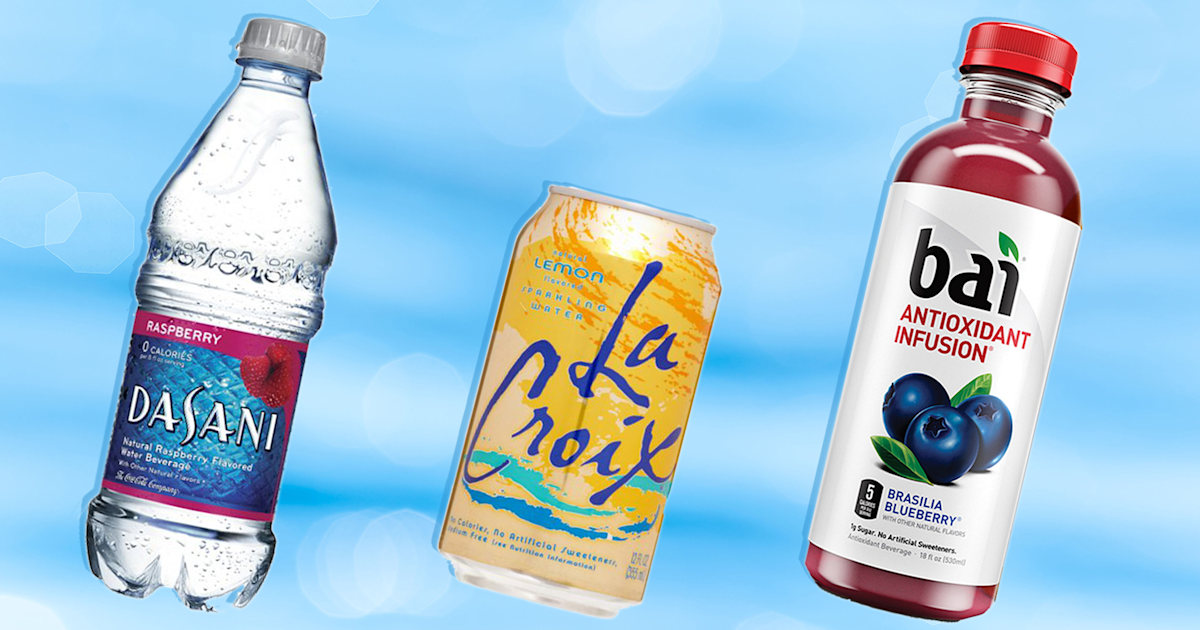 LaCroix, Bai and beyond: Are fruit-flavored waters good for you?