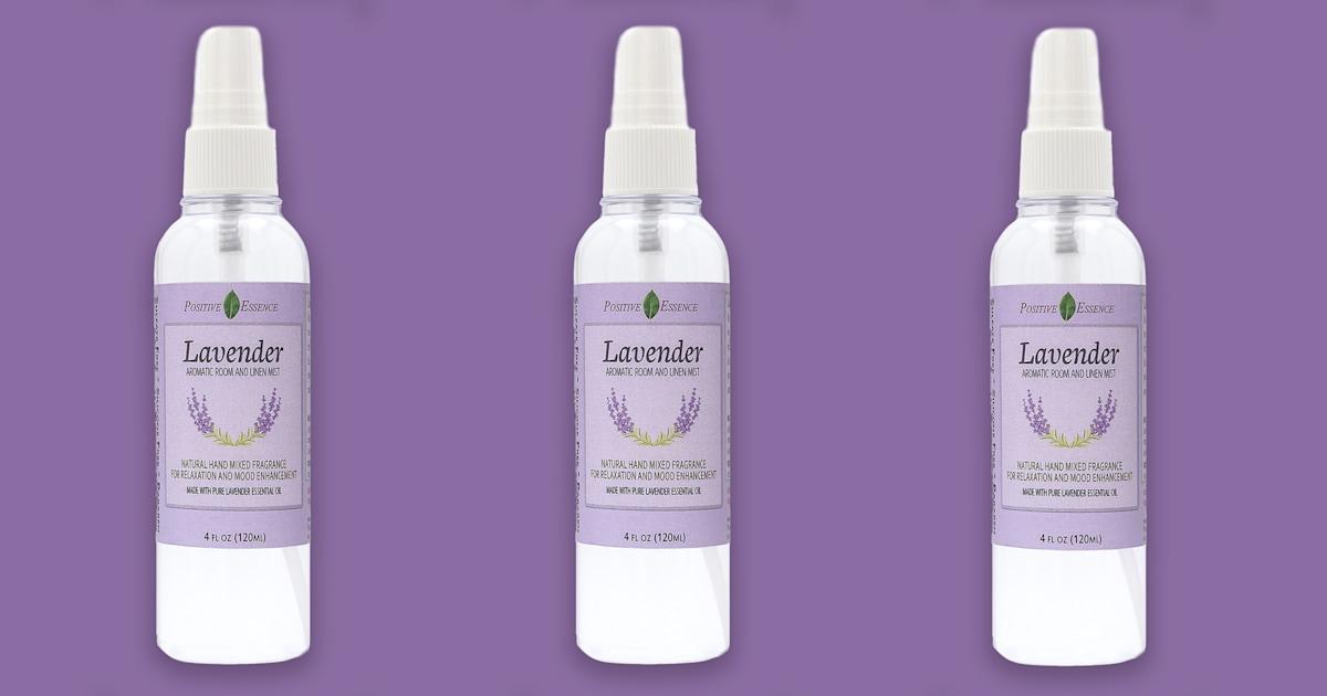 This $15 aromatherapy spray transformed my nighttime routine