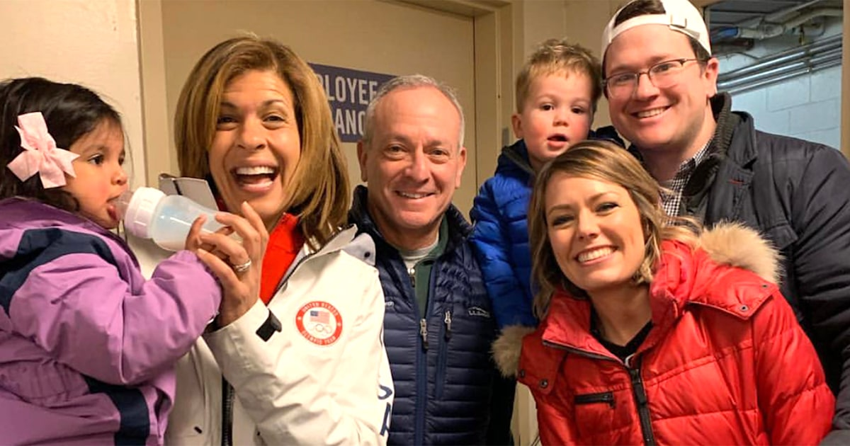 Hoda Kotb and Dylan Dreyer bring Haley Joy and Calvin to see 'Sesame Street Live!'