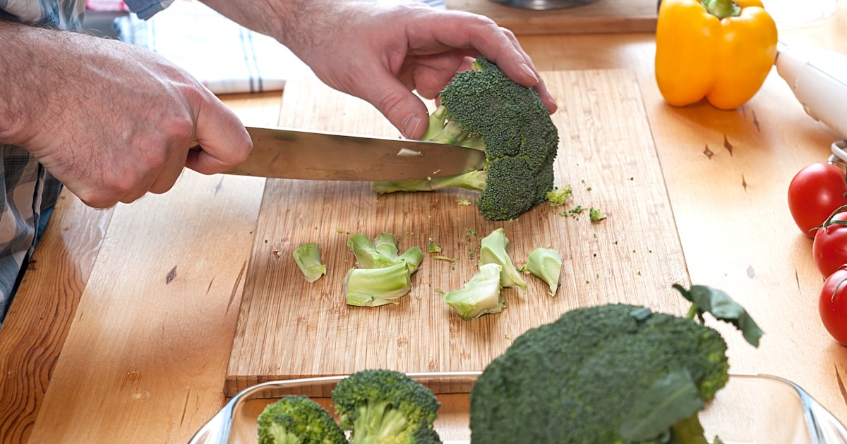How to cook broccoli
