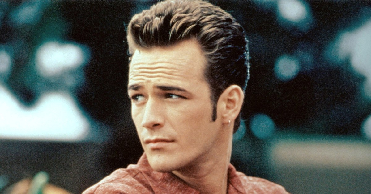 Luke Perry dead at 52 following massive stroke