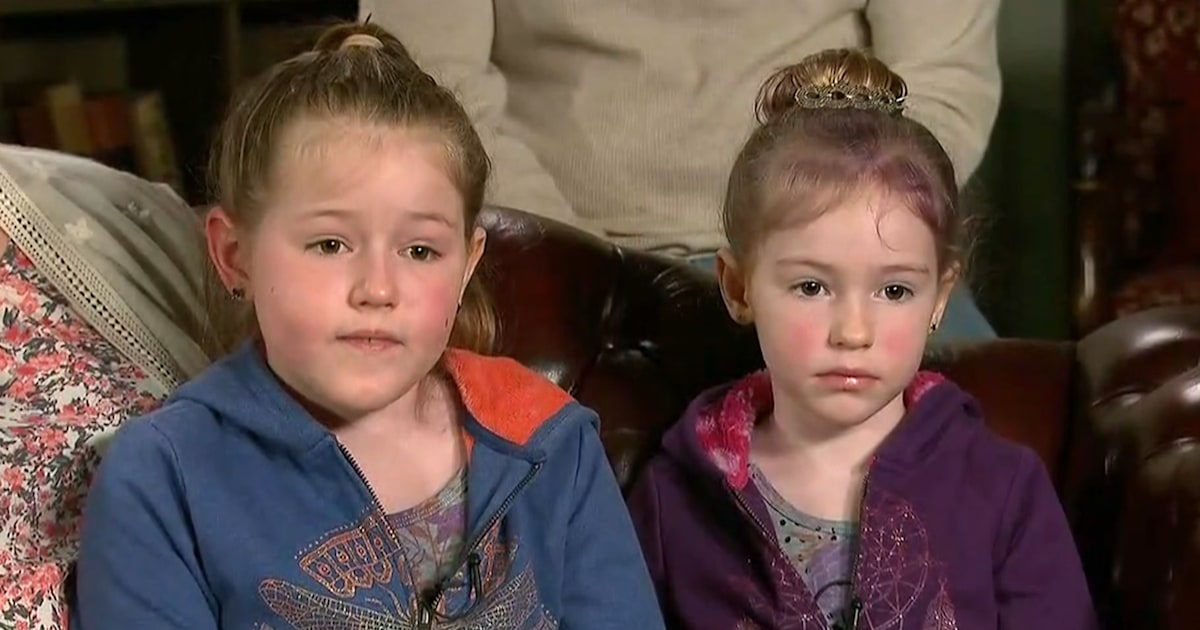 Missing California sisters found in forest speak out their survival, rescue