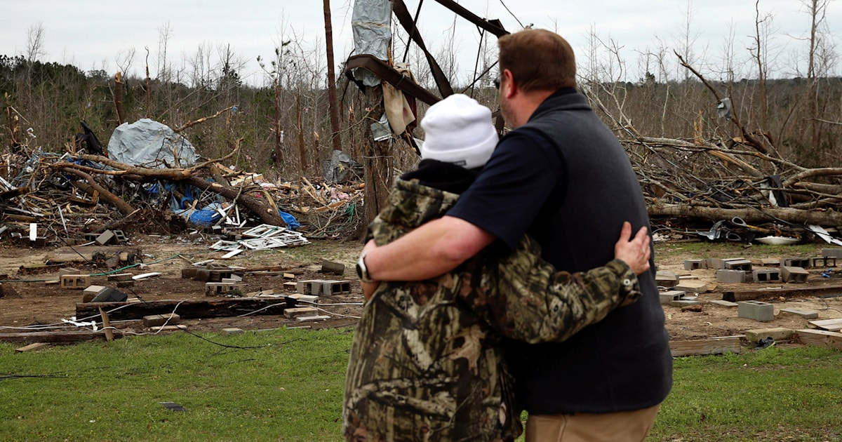 How to help Alabama tornado victims and impacted communities