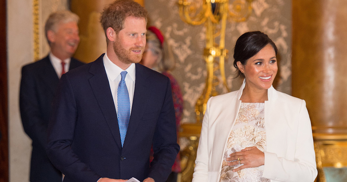 Meghan Markle gives new update on royal baby due date: 'We're nearly there!'