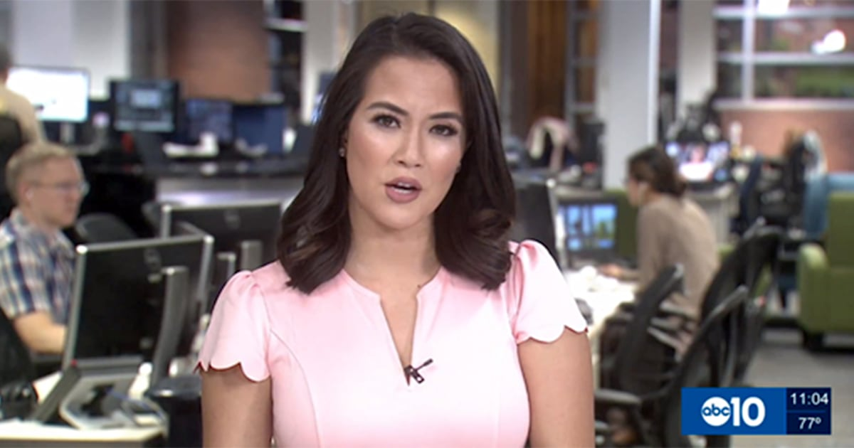 Newscasters across the US are all obsessed with an Amazon dress