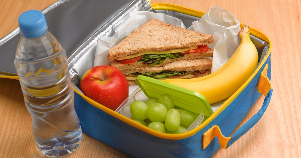 How to clean lunch boxes, thermoses and coffee mugs