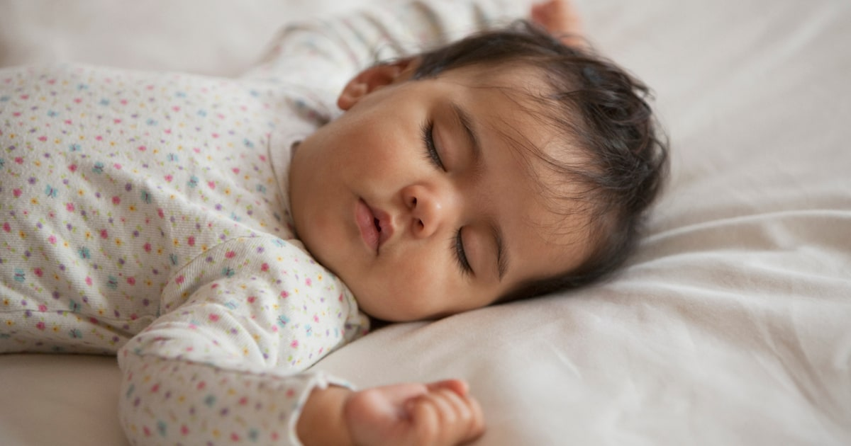 How to get your baby to sleep: a sleep sack