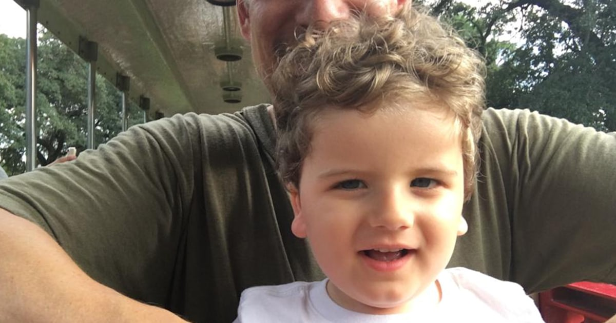 A 'Dada' 3 years in the making: Richard Engel shares son's emotional milestone