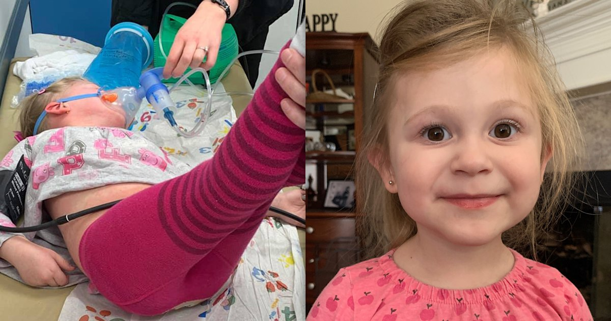 What does anaphylaxis look like? Mom raises awareness after child's allergic reaction