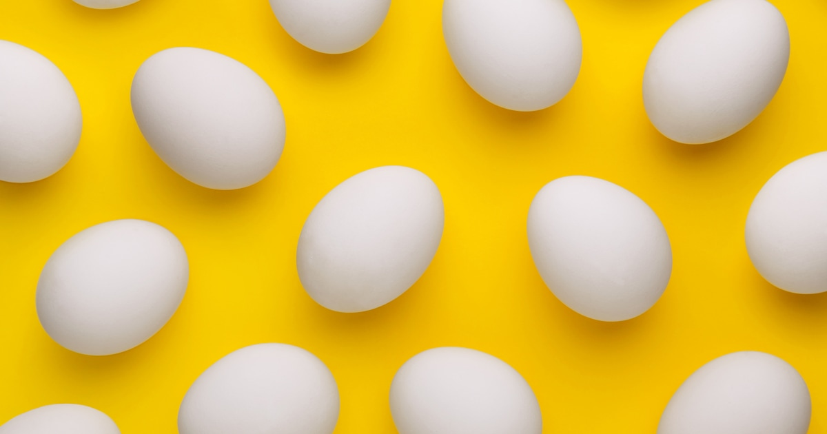 Eggs: Three or more a week increase your risk of heart ...