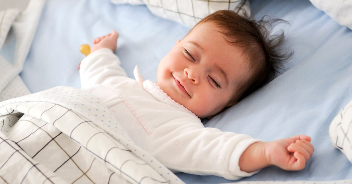 Sleep training for babies: 10 tips to get baby to sleep