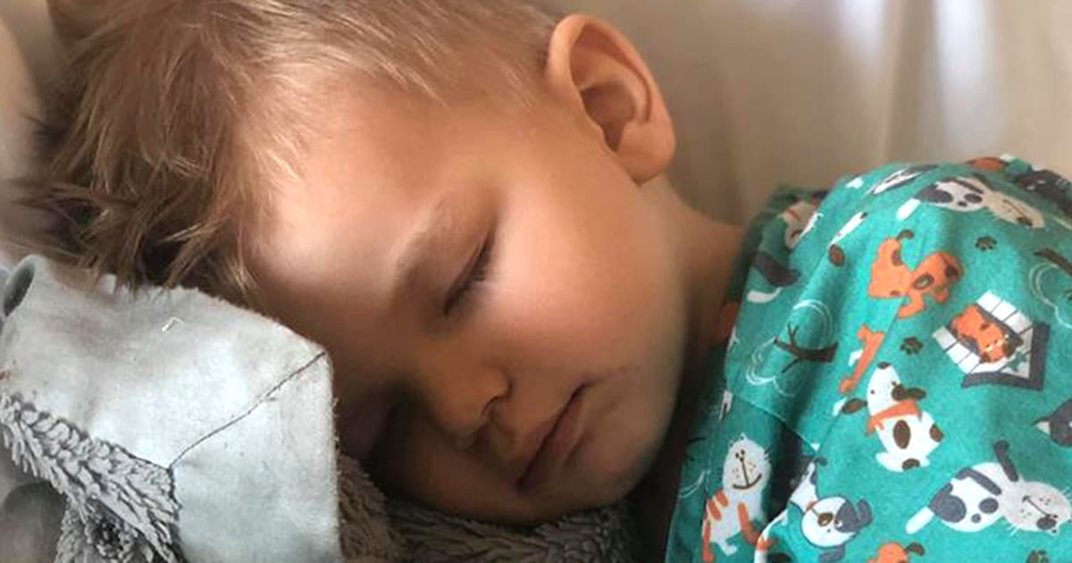 Mom warns about dangers of popcorn after toddler accidentally inhales kernels