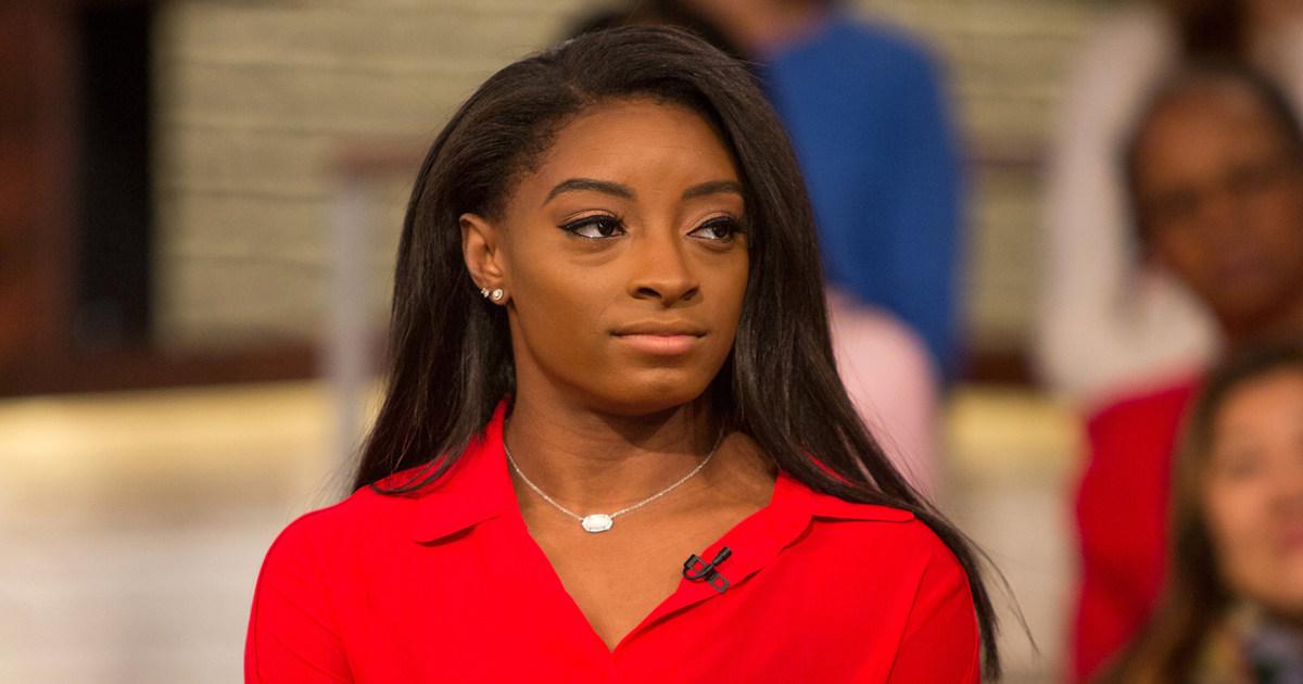 Simone Biles Leaves Nike Deal to Partner with Athleta