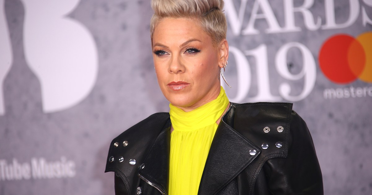 Pink deletes Instagram, blasts commenters over photo of son Jameson without swimsuit bottoms