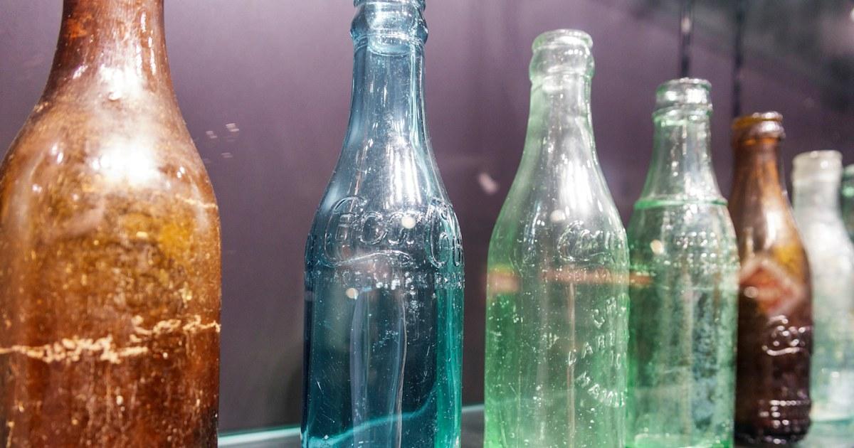 7up value vintage bottles Determining the